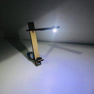 Magic Magnet Lamp (DIY)