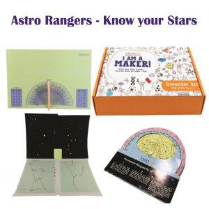Astro rangers